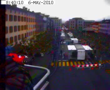 Dettagli webcam Martigny